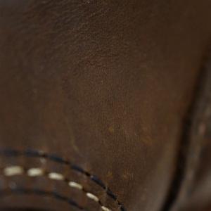 RED WING(レッドウィング) 8111 IRON RANGE BOOTS(アイアンレンジブーツ) Amber Harness Leather|threewoodjapan|03