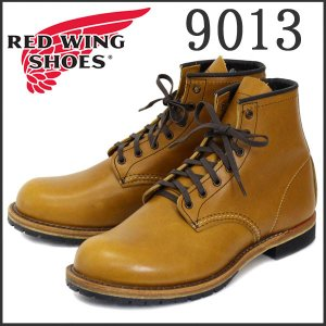 RED WING(レッドウィング)9013 BECKMAN ROUND BOOTS(ベックマンラウンドブーツ)Chestnut Feather stone Leather|threewoodjapan