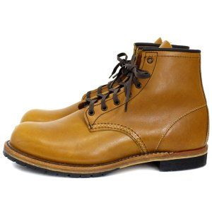 RED WING(レッドウィング)9013 BECKMAN ROUND BOOTS(ベックマンラウンドブーツ)Chestnut Feather stone Leather|threewoodjapan|03