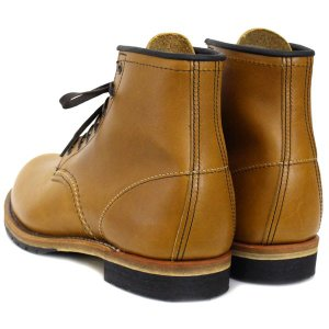 RED WING(レッドウィング)9013 BECKMAN ROUND BOOTS(ベックマンラウンドブーツ)Chestnut Feather stone Leather|threewoodjapan|04
