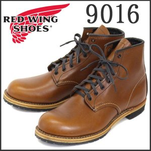 RED WING レッドウイング 9016 BECKMAN ROUND BOOTS(ベックマンラウンドブーツ)Cigar Feather stone Leather|threewoodjapan