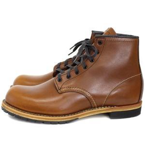 RED WING レッドウイング 9016 BECKMAN ROUND BOOTS(ベックマンラウンドブーツ)Cigar Feather stone Leather threewoodjapan 03