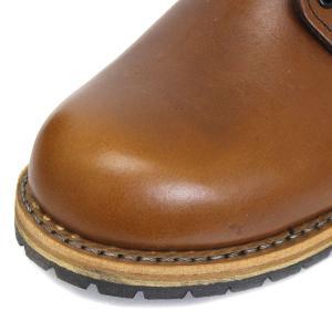 RED WING レッドウイング 9016 BECKMAN ROUND BOOTS(ベックマンラウンドブーツ)Cigar Feather stone Leather threewoodjapan 06