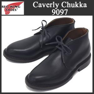 2017年 新作 REDWING (レッドウィング) 9097 Caverly Chukka (キャバリーチャッカ) ブラックフェザーストーン|threewoodjapan