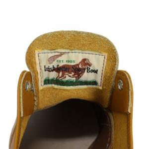 REDWING(レッドウィング) 9895 Irish Setter Oxford(アイリッシュセッターオックスフォード) ゴールドラセットセコイア 犬タグ|threewoodjapan|04