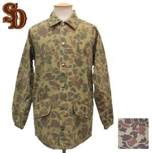 sale セール STANDARD CALIFORNIA (スタンダードカリフォルニア) SD SD Hunting Coach Jacket (ハンティングコーチジャケット) 全2色|threewoodjapan