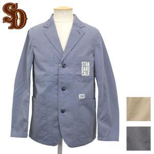 sale セール STANDARD CALIFORNIA (スタンダードカリフォルニア) SD T/C Work Tailored Jacket (テーラードジャケット) 全3色|threewoodjapan