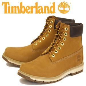 Timberland (ティンバーランド) A1JHF RADFORD 6in WP Boot (ラドフォード ウォータープルーフ レザーブーツ) Wheat Waterbuck TB050 threewoodjapan