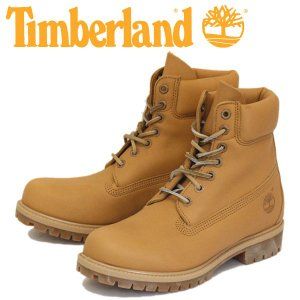 Timberland (ティンバーランド) ICON A1JJB 6in Premium Boot (アイコン シックスインチ プレミアム レザーブーツ) Natural Horween Latigo TB048 threewoodjapan