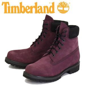 Timberland (ティンバーランド) ICON A1M1O 6in Premium Boot (アイコン シックスインチ プレミアム レザーブーツ) Port Royale Waterbuck TB045 threewoodjapan