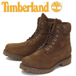 Timberland (ティンバーランド) ICON A1M3V 6in Premium Boot (アイコン シックスインチ プレミアム レザーブーツ) Potting Soil Vecchio TB049 threewoodjapan