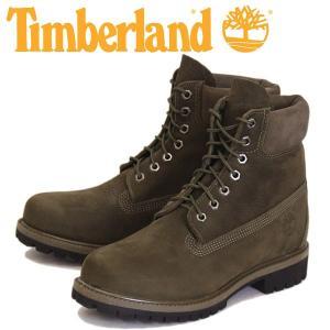 Timberland (ティンバーランド) ICON A1M47 6in Premium Boot (アイコン シックスインチ プレミアム レザーブーツ) Canteen Vecchio TB047 threewoodjapan