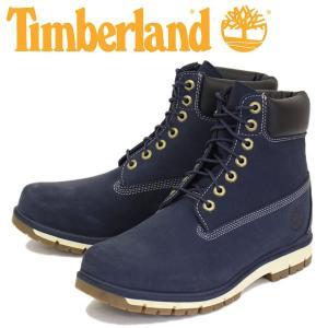 Timberland (ティンバーランド) A1M7O RADFORD 6in WP Boot (ラドフォード ウォータープルーフ レザーブーツ) Outerspace Waterbuck TB053 threewoodjapan