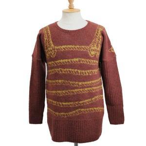 sale セール Vivienne Westwood MAN(ヴィヴィアンウエストウッドマン) 6302-559 ロープボーダーセーター RED レッド|threewoodjapan
