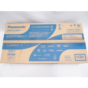 未開封 Panasonic パナソニック DMR-BCX2060 2TB ブルーレイレコーダー 中古...