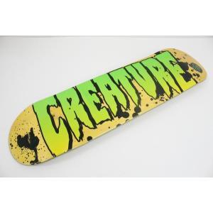 スケートボード スケボー デッキ CREATUNE▲SP369【中古】|thrift-webshop