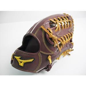 《スポーツ》【美品】Mizuno ミズノ Pro SDT-183 外野手用 硬式グローブ【中古】|thrift-webshop