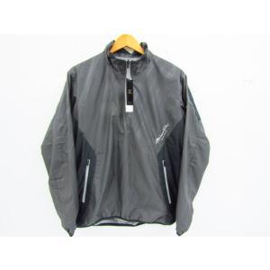《メンズ》未使用 MIZUNO ミズノ ブレーカージャケット ハーフZIP(裏メッシュ) 12JE6V5108 SIZE:M 中古|thrift-webshop