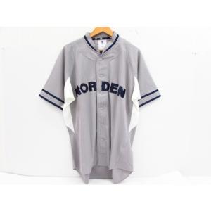 《メンズトップス》adidas Originals アディダスオリジナルス Baseball Shirt ベースボールシャツ 半袖 O17334 RL545 SIZE:2X0|thrift-webshop