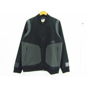 adidas Originals by White Mountaineering アディダスオリジナルス ホワイトマウンテニアリング WM Varsity Jacket AY3128 ナイロンジャケット SIZE:L|thrift-webshop