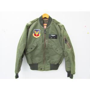 《メンズアウター》Buzz Rickson's バズリクソンズ L-2B フライトジャケット M13158 SIZE:M【中古】|thrift-webshop