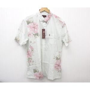 MAJUN マジュン かりゆしウェア 半袖 SIZE:XXXL|thrift-webshop