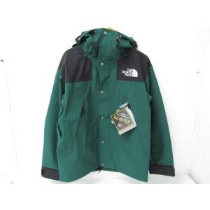 美品 タグ付き THE NORTH FACE ザ・ノースフェイス 1990 MOUNTAIN JACKET GTX マウンテンジャケット NF0A3XEJN3P NIGHT GREEN SIZE:S|thrift-webshop