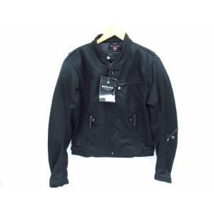 MOTO FIELD モトフィールド シングルメッシュジャケット MF-J10 肩、肘、背中エアースルーパッド付 SIZE:M thrift-webshop