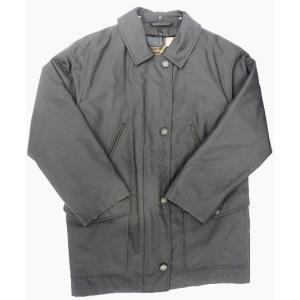 BURBERRYS バーバリー 厚手ジャッケット ブラック/黒 中古|thrift-webshop