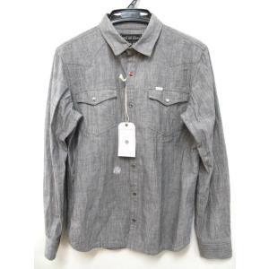 《メンズトップス》ROUGH AND RUGGED ラフアンドラゲッド ROBBERY ウエスタンシャツ 長袖シャツ SIZE:2 中古|thrift-webshop