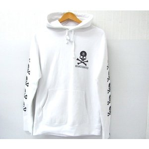 STUSSY×mastermind JAPAN ステューシー×マスターマインドジャパン SS Link Skull Hoodie パーカー フード SIZE:M|thrift-webshop