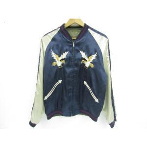 東洋エンタープライズ×BEAMS リバーシブルスカジャン スーベニアジャケット SIZE:M|thrift-webshop