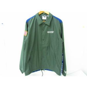 MARK GONZALES マークゴンザレス ワッシャーナイロン 配色切替 コーチジャケット SIZE:M|thrift-webshop