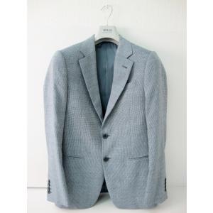 ARMANI COLLEZIONI ジャケット ブルー系 SIZE:46♪FG868 中古|thrift-webshop