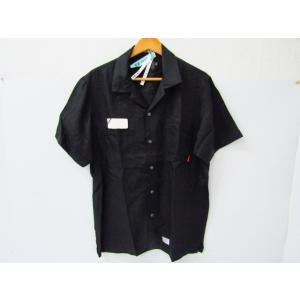 《メンズトップス》WTAPS ダブルタップス 半袖 ワークシャツ SIZE:L【中古】 thrift-webshop