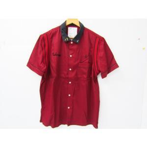 《メンズトップス》WTAPS ダブルタップス 半袖 ボーリングシャツ SIZE:表記無し【中古】 thrift-webshop
