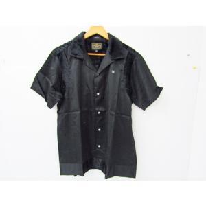 《メンズトップス》WTAPS ダブルタップス 半袖 ボーリングシャツ SIZE:L【中古】 thrift-webshop
