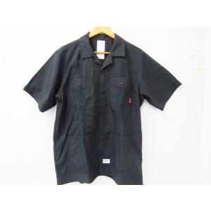 《メンズトップス》WTAPS ダブルタップス 半袖 キューバシャツ SIZE:表記無し【中古】 thrift-webshop