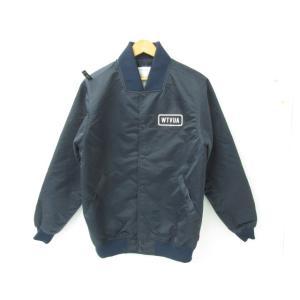 《メンズアウター》WTAPS ダブルタップス TEAMジャケット 152GWDT-JKM02 SIZE:3【中古】 thrift-webshop