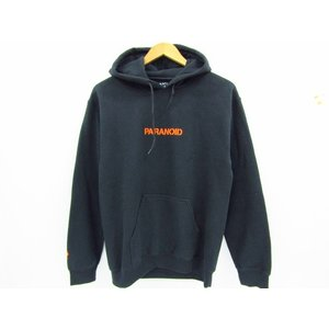 ANTI SOCIAL SOCIAL CLUB × UNDEFEATED アンチソーシャルソーシャルクラブ アンディフィーテッド PARANOID HOODIE パーカー SIZE:S|thrift-webshop