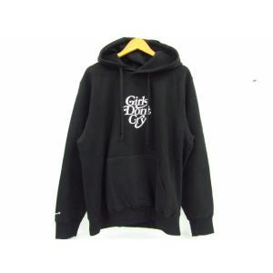 Girls Don't Cry ガールズドントクライ Meets Amazon Fashion AT TOKYO GDC-03 Hoodie フーディー プルオーバーパーカー SIZE:L thrift-webshop