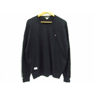 WTAPS × JOHN SMEDLEY ダブルタップス×ジョンスメドレー ロングTシャツ 長袖 SIZE:L thrift-webshop
