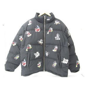 KITH×Disney Killington Down Puffer Jacket 中綿ジャケット SIZE:XL|thrift-webshop