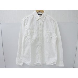CUTRATE カットレイト NATIVE PATTERN L/S B.D SHIRT ネイティブ柄長袖シャツ SIZE:L thrift-webshop