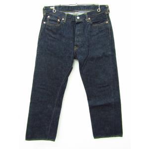 桃太郎ジーンズ MOMOTARO JEANS 0201 デニムパンツ SIZE:W34 thrift-webshop