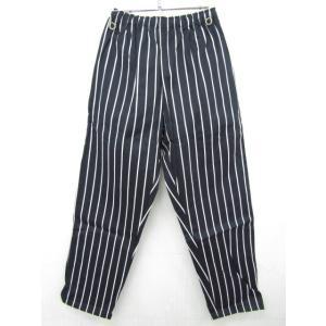 HOLDFAST ホールドファスト シェフズトラウザーズ Chegs Trousers ストライプ パンツ SIZE:M thrift-webshop