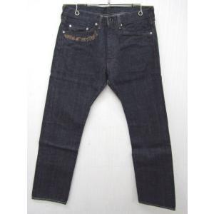 STUSSY ステューシー × A BATHING APE アベイシングエイプ Narrow Fit Jean デニムパンツ SIZE:S|thrift-webshop