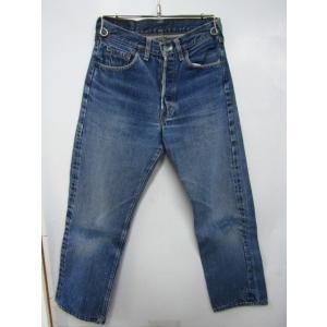 《メンズボトム》Levi's リーバイス BIG E 501 デニム パンツ SIZE:28 中古|thrift-webshop