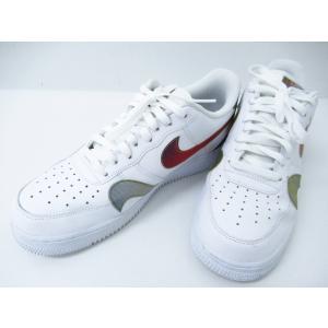NIKE AIR FORCE 1 07 LV8 ナイキ エアフォース スニーカー 靴 ホワイト マル...
