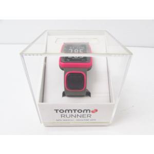 TOMTOM RUNNER GPS WATCH MONTRE GPS スポーツウォッチ 海外製|thrift-webshop